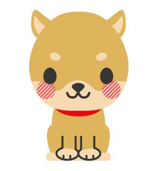 夏の快適ウェア キャンナナ ドット柄適温Tシャツ (小型犬 中型犬 洋服 犬 ウェア)