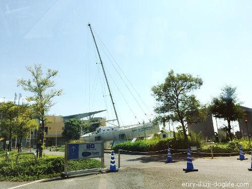 兵庫県 海が見えるお出かけスポット 新西宮ヨットハーバー